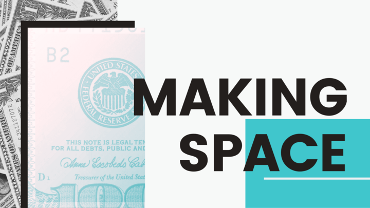 Making Space Continued logo image