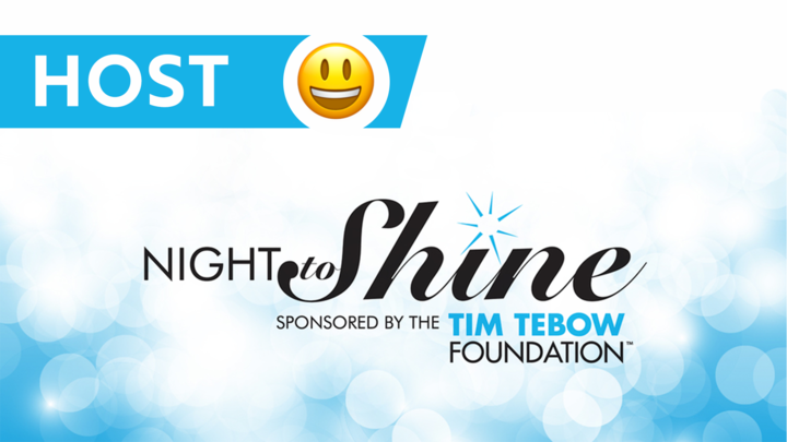 Host Team  - Night to Shine 2020 logo image