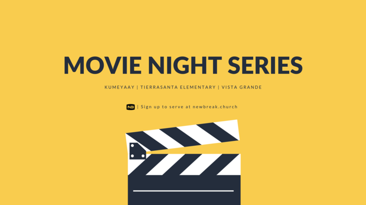 Movie Night logo image