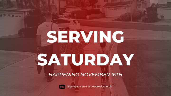 Serving Saturday logo image