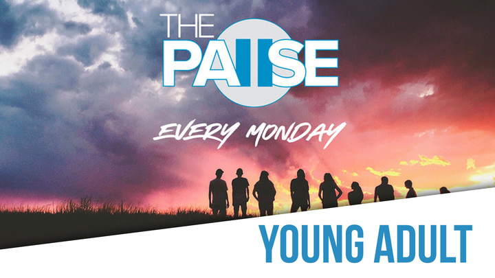 The Pause logo image