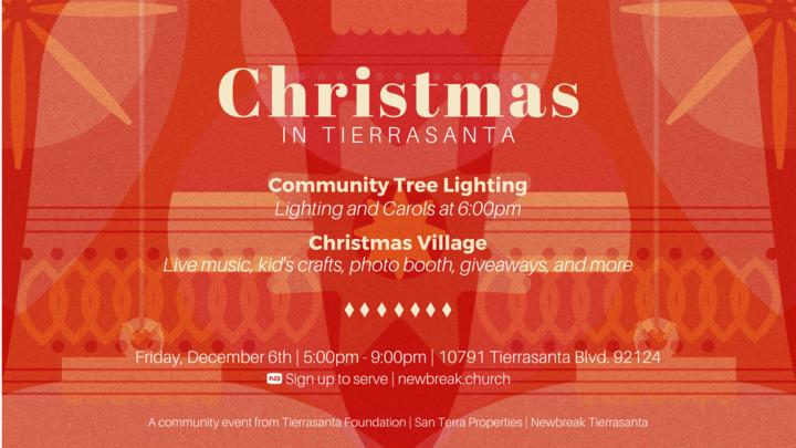 Christmas In Tierrasanta logo image
