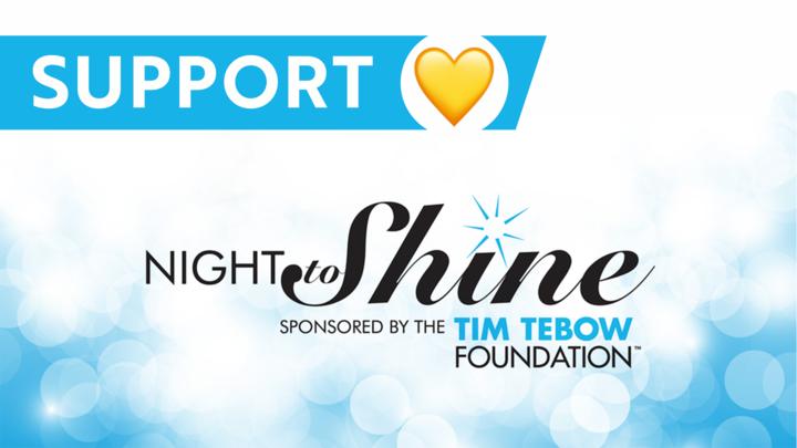 Support Team - Night to Shine 2020 logo image