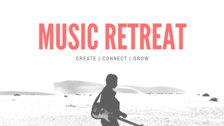 Creative Team | Music Retreat logo image