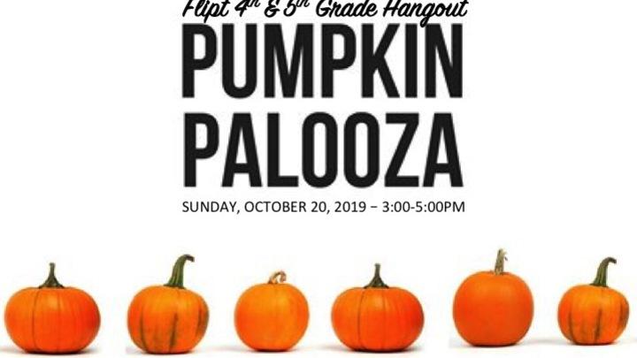 Pumpkinpalooza logo image