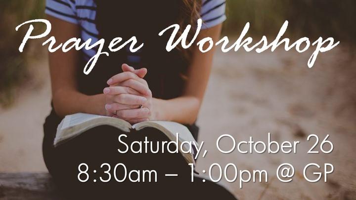 Prayer Workshop logo image