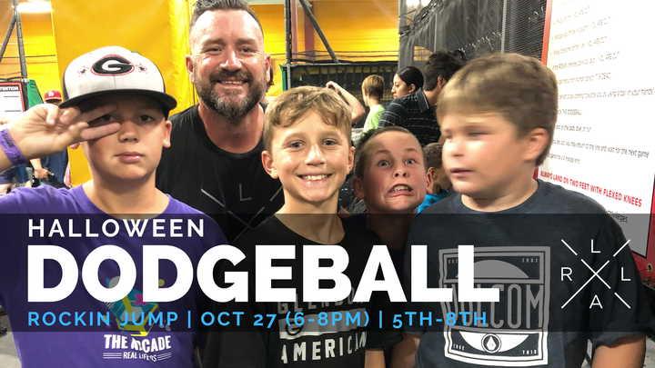 Halloween Dodgeball Tourney 2019 | 5th-8th Grade logo image