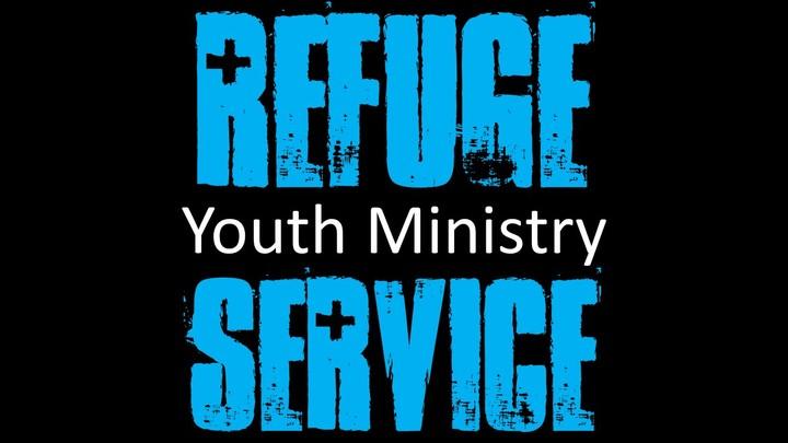 Refuge Workday @ Seeds of Hope logo image