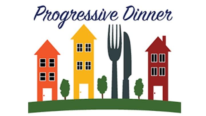 Refuge Youth - High School Progressive Dinner logo image