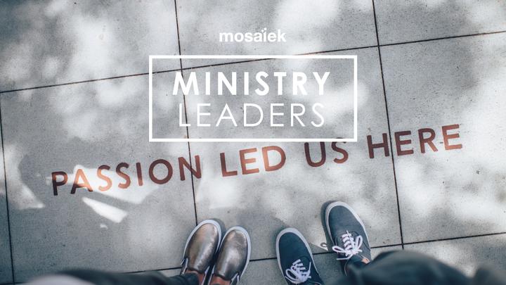 Ministry Leaders' Forum logo image