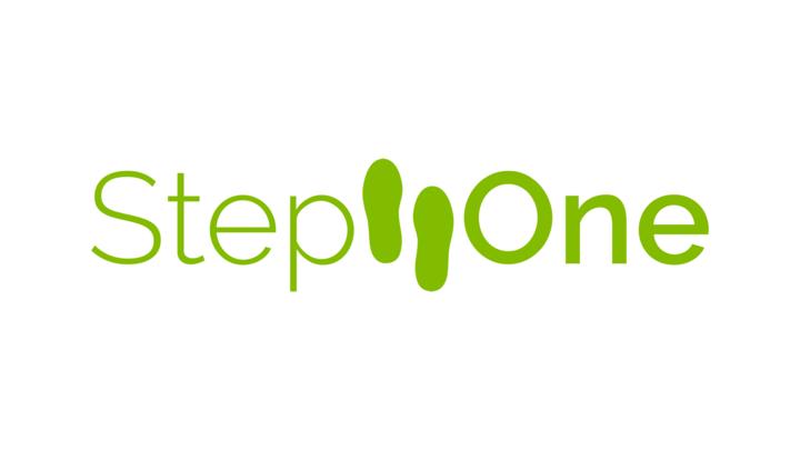 StepOne: October  2019 logo image