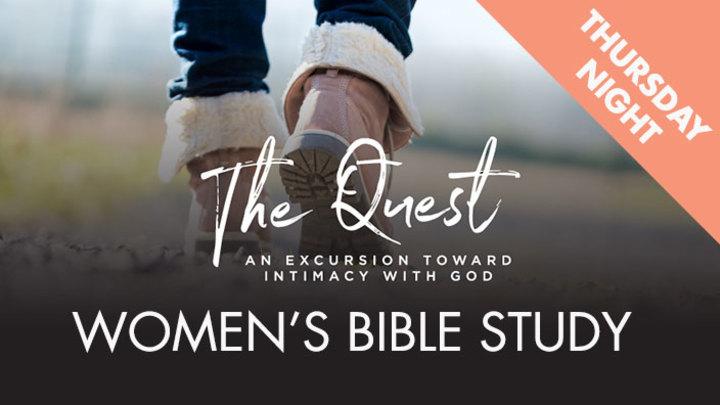Women's Bible Study: Thursday logo image