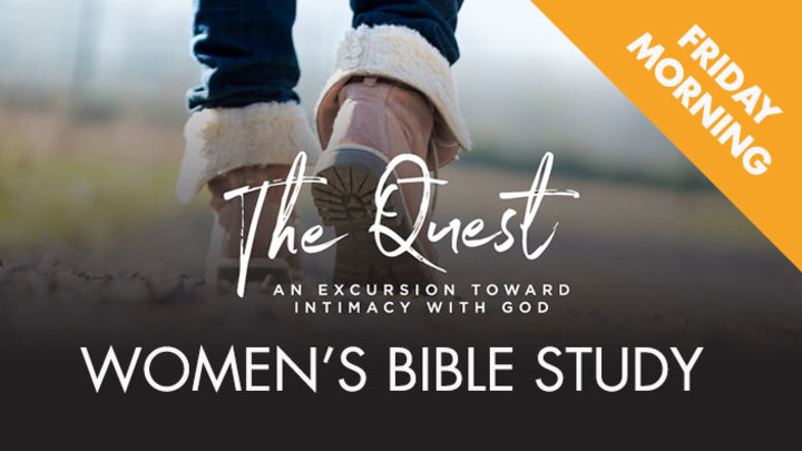 Women's Bible Study: Friday logo image