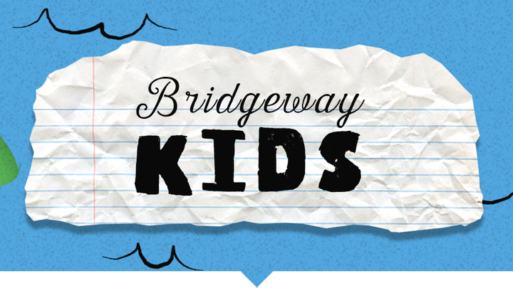Bridgeway Kids Volunteer Development Night logo image