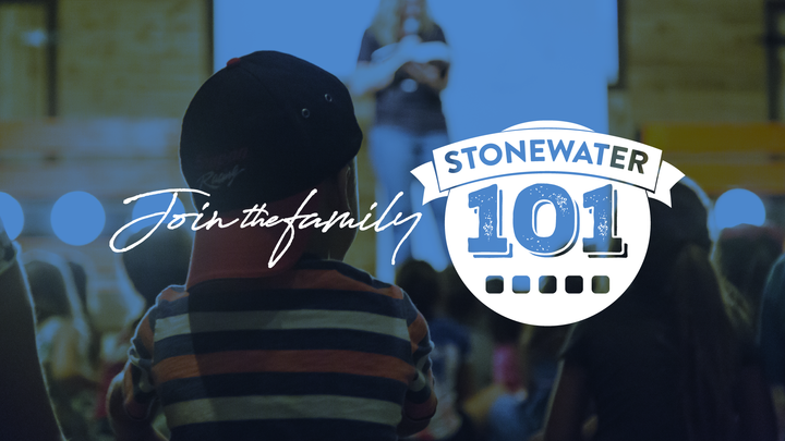 CB » StoneWater 101 | Membership Class logo image