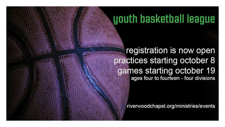 K-8 Basketball League  logo image