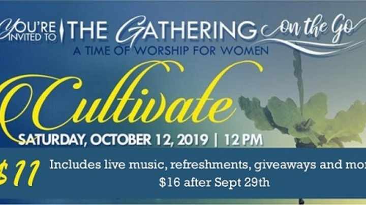 The Gathering - Cultivate logo image