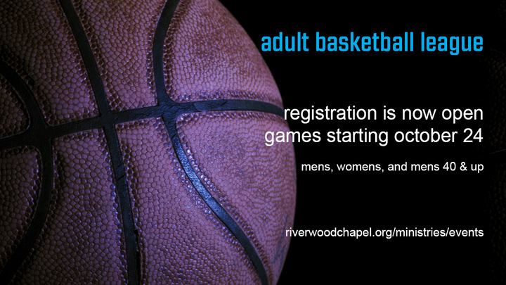 Adult Basketball Fall League logo image