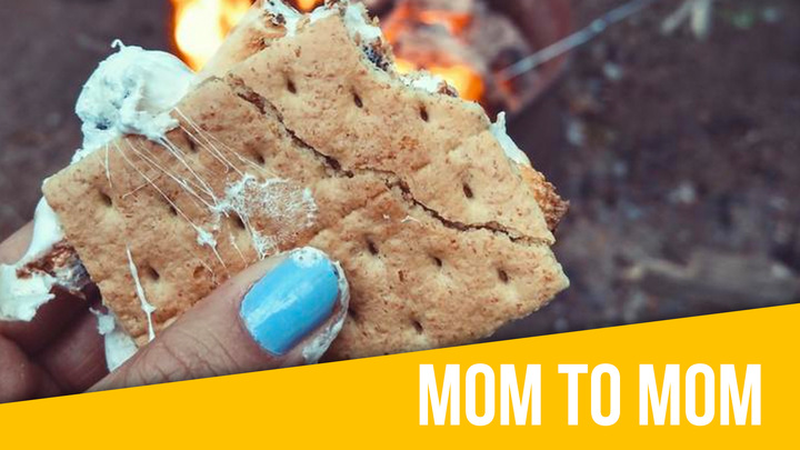 Mom's Night Out-Fire Pit & S'mores Night logo image
