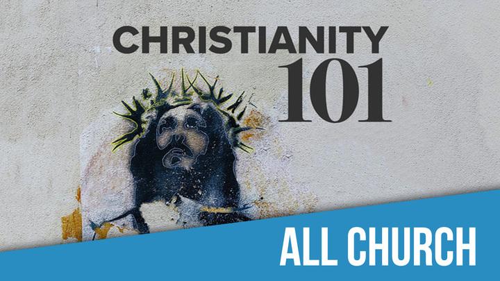 Christianity 101 logo image