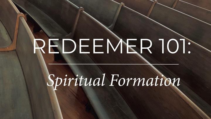 Redeemer 101: Spiritual Formation logo image
