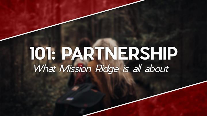 101: Partnership logo image