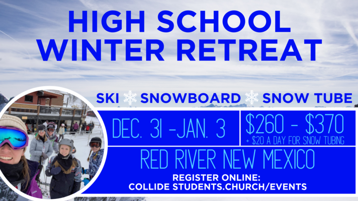 High School Winter Retreat logo image