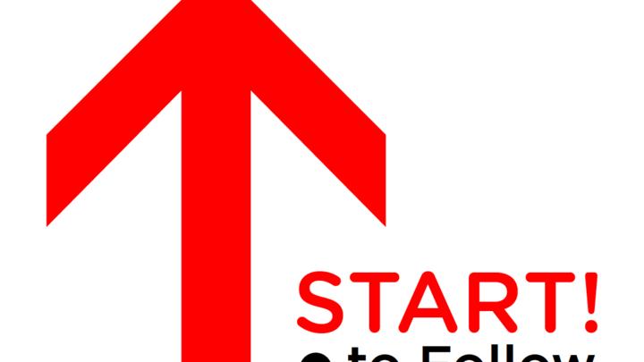 START! to Follow Discipleship Class logo image