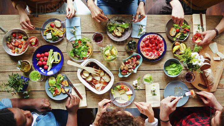 Wednesday Night Dinner (Sept 18) logo image