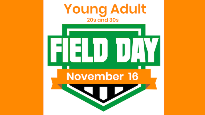 Young Adult Field Day logo image