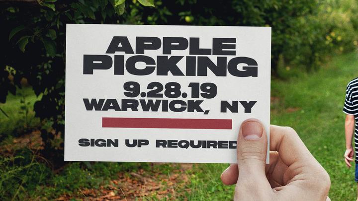 BCYA Apple Picking logo image