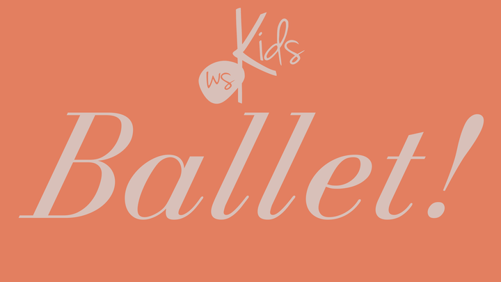 Ballet Ages 4-5th Grade logo image