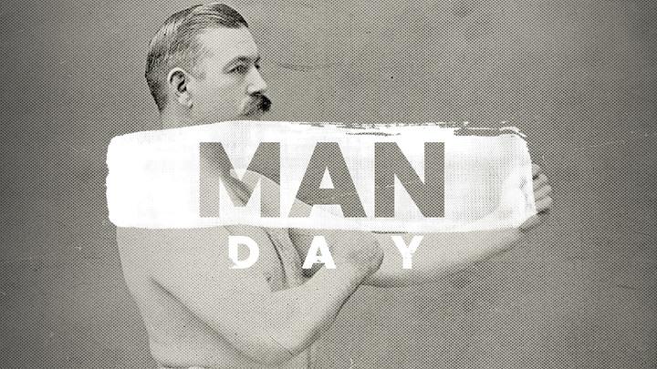 Man Day logo image