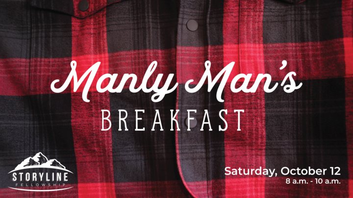 Manly Man's Breakfast logo image