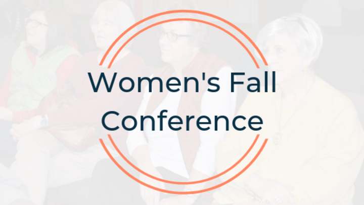 Victorious Women Fall Conference logo image