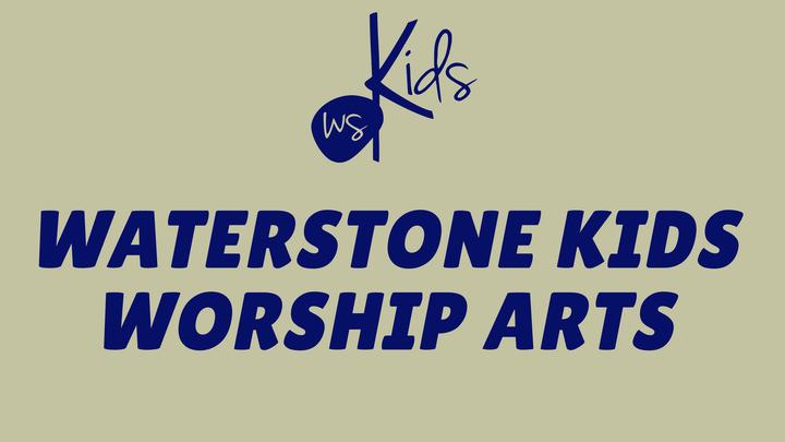 WaterStone Kids Worship Arts logo image