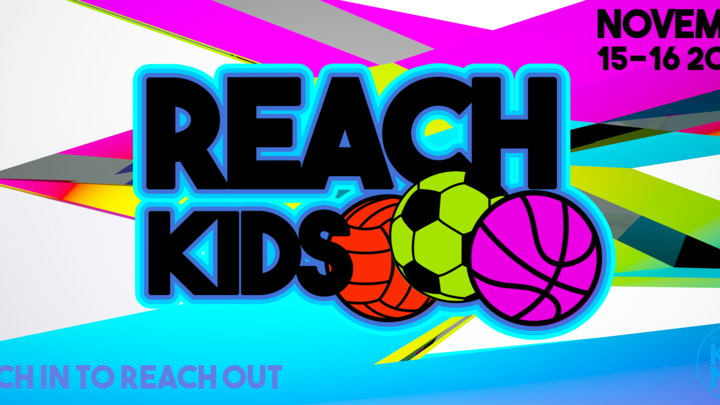 Reach Conference - Kids (3rd-5th) logo image