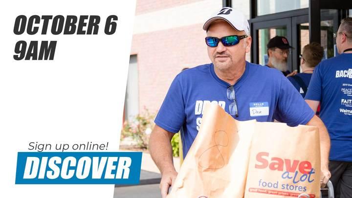 Discover Class | October 6 logo image