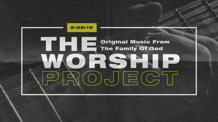 The Worship Project logo image