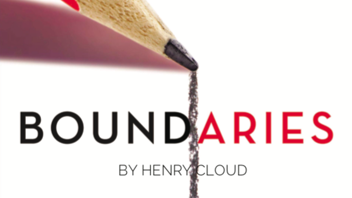 "Journey Group, ""Boundaries by Henry Cloud""  logo image"