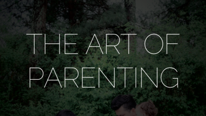 "Journey Group, ""The Art of Parenting"" logo image"