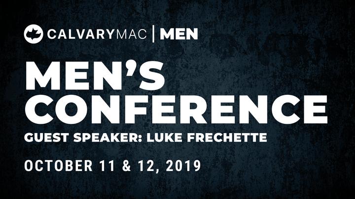 Men's Conference 2019 logo image
