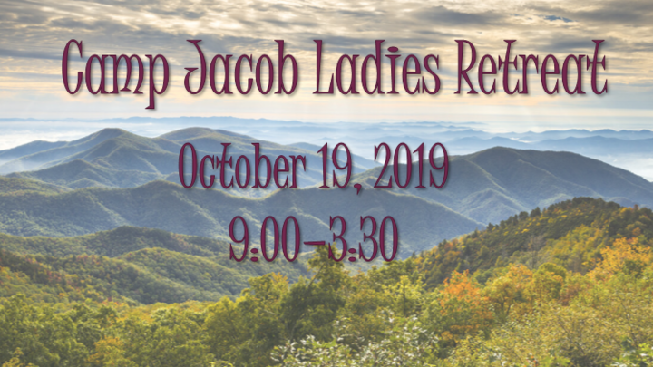 Camp Jacob Ladies Retreat logo image