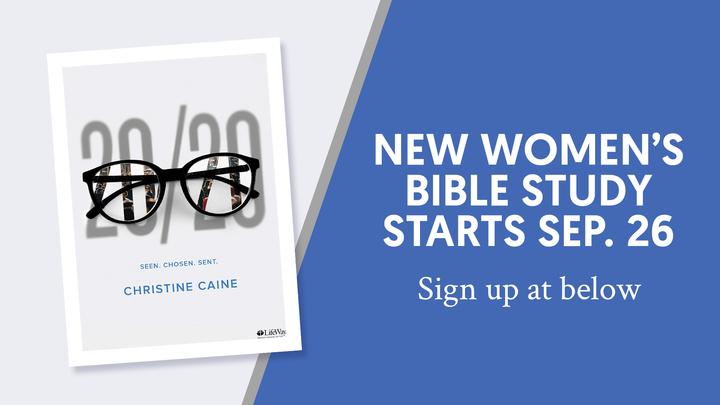 Bethany Women Bible Study - 20/20 logo image
