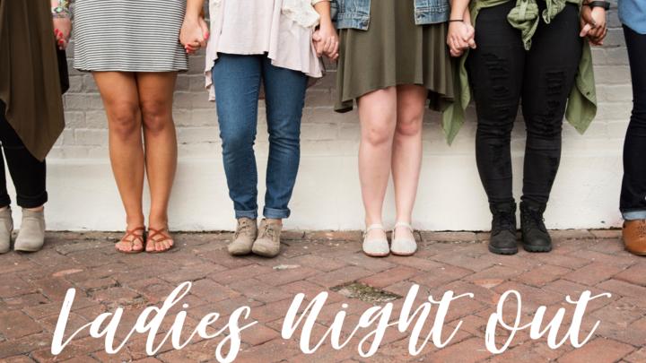 Ladies Night Out logo image