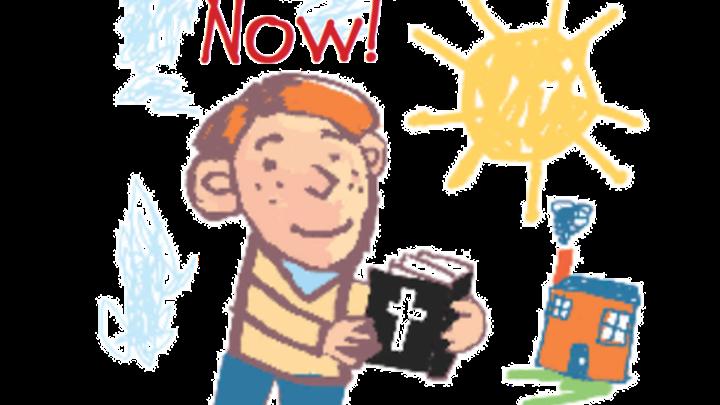 I'm a Christian now! Class logo image