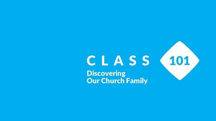 CLASS 101 logo image