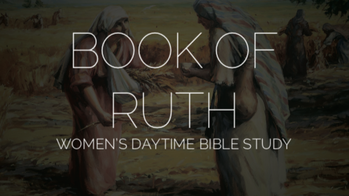 "Journey Group, ""Book of Ruth,"" a Women's daytime Bible Study  logo image"