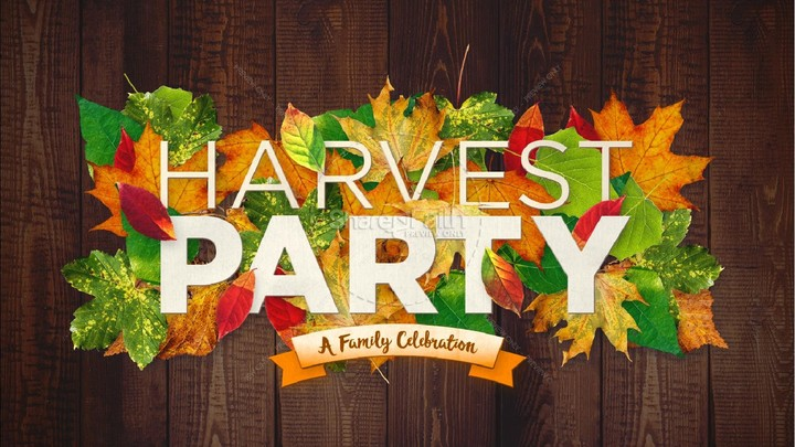 Harvest Party 2019 logo image