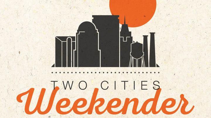 Weekender - November 8th-10th logo image